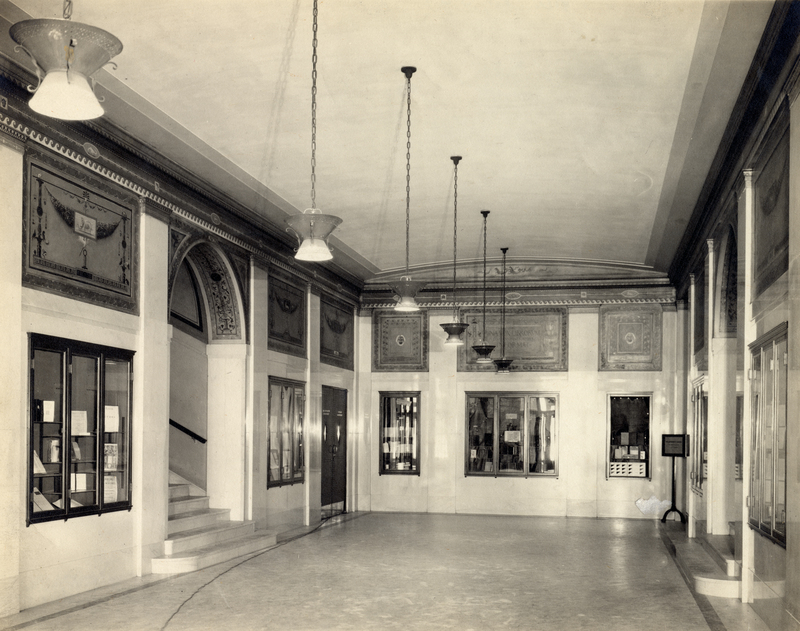 General Library, North Lobby, ca.1922-23