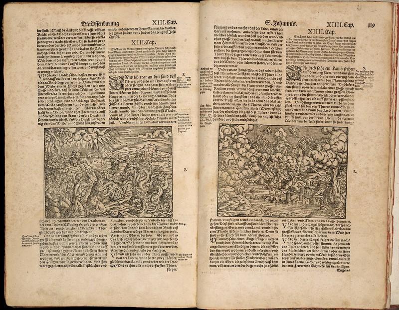 Biblia, das ist: Die gantze Heilige Schrift, teutsch
