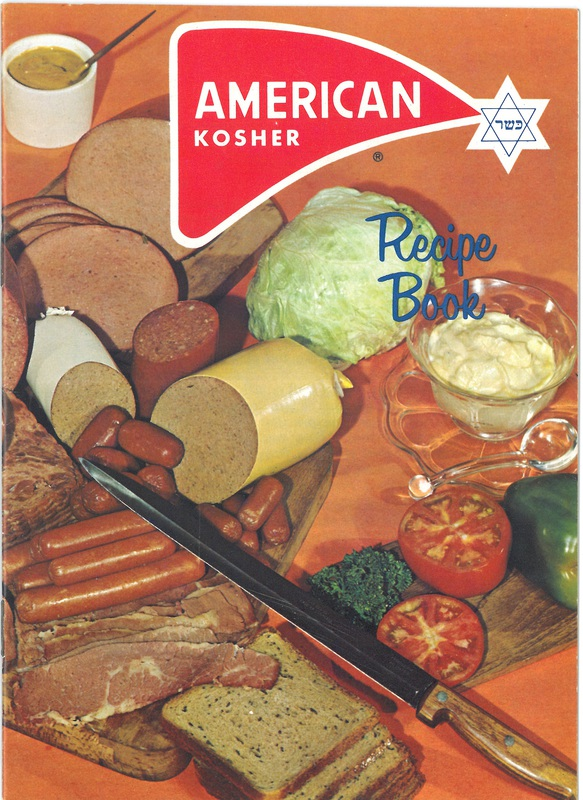 American Kosher Recipe Book