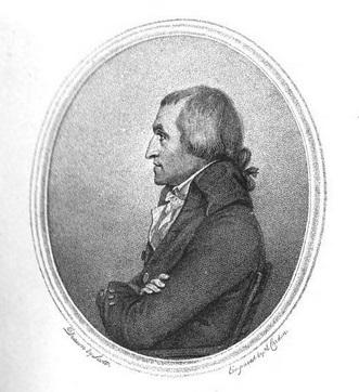 James Rennell Portrait