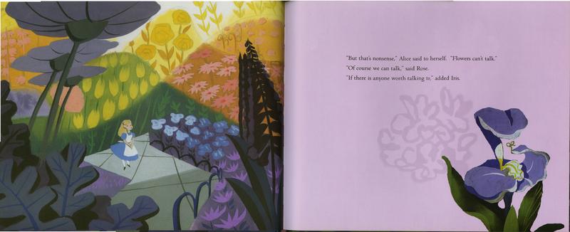 <em>Walt Disney's Alice in Wonderland</em>