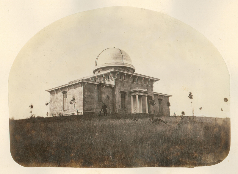 University of Michigan Observatory: original edifice