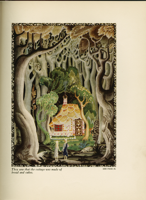 Page 21 of Hansel and Gretel and Other Stories