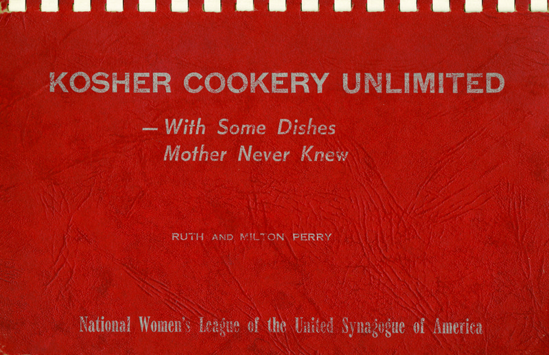 Kosher Cookery Unlimited<br />