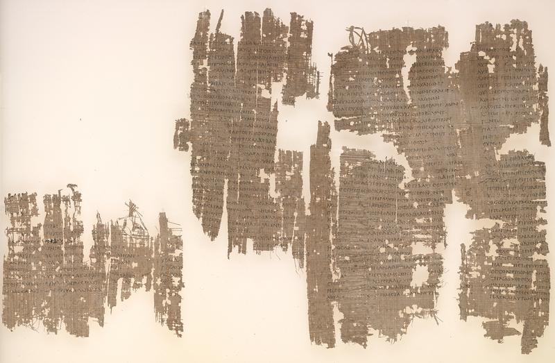 Iliad. Book 1. 397-520 (P. Mich. Inv. 2810)