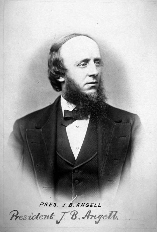 James Burrill Angell