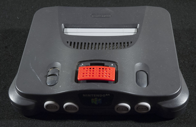 Nintendo 64 Outside