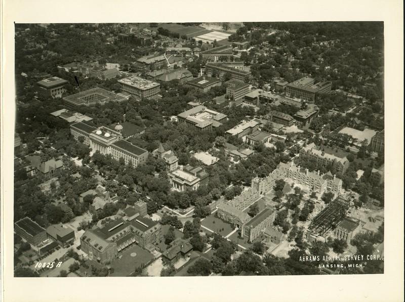 Campus Views, Aerial
