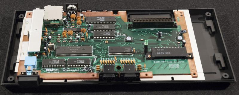 Master System Inside