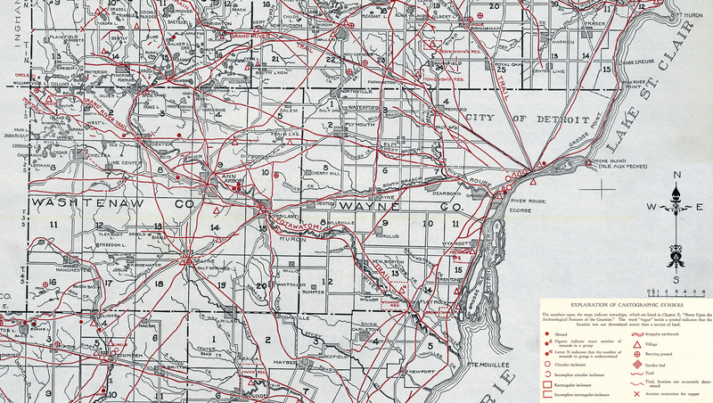 Excerpt from Archaeological Atlas of Michigan
