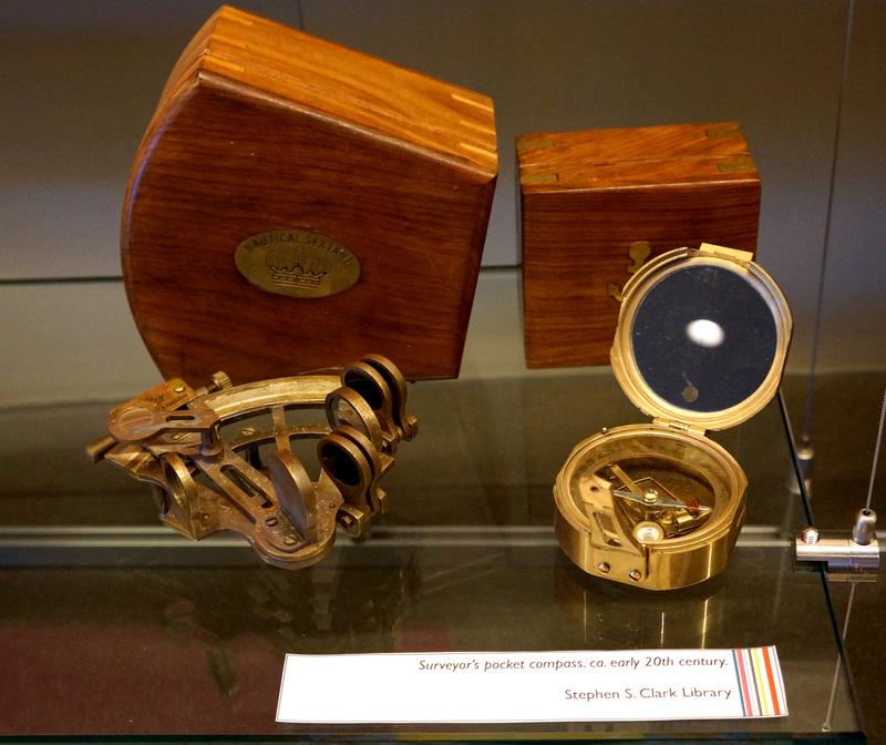 Surveyor's Pocket Compass