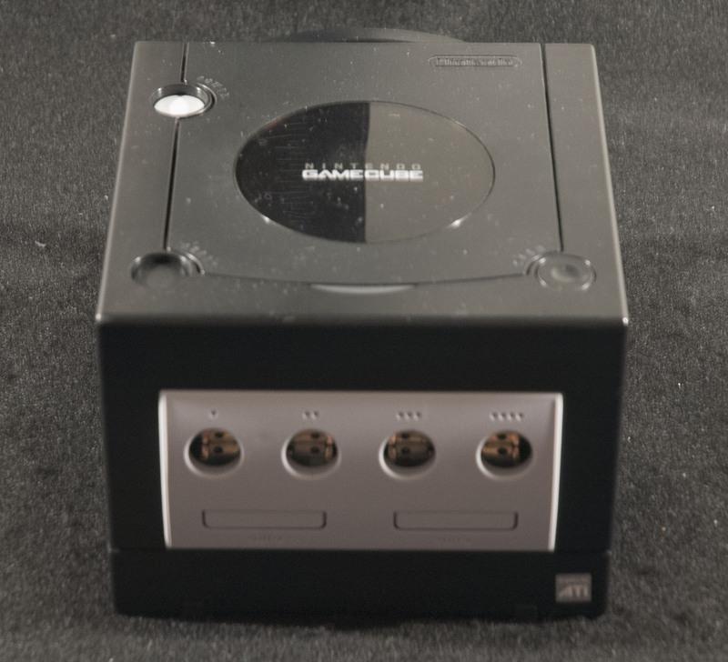Nintendo Gamecube Outside