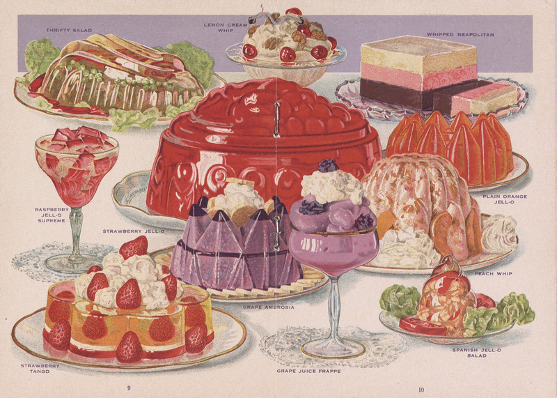 Jell-O: America's Most Famous Dessert: At Home Everywhere