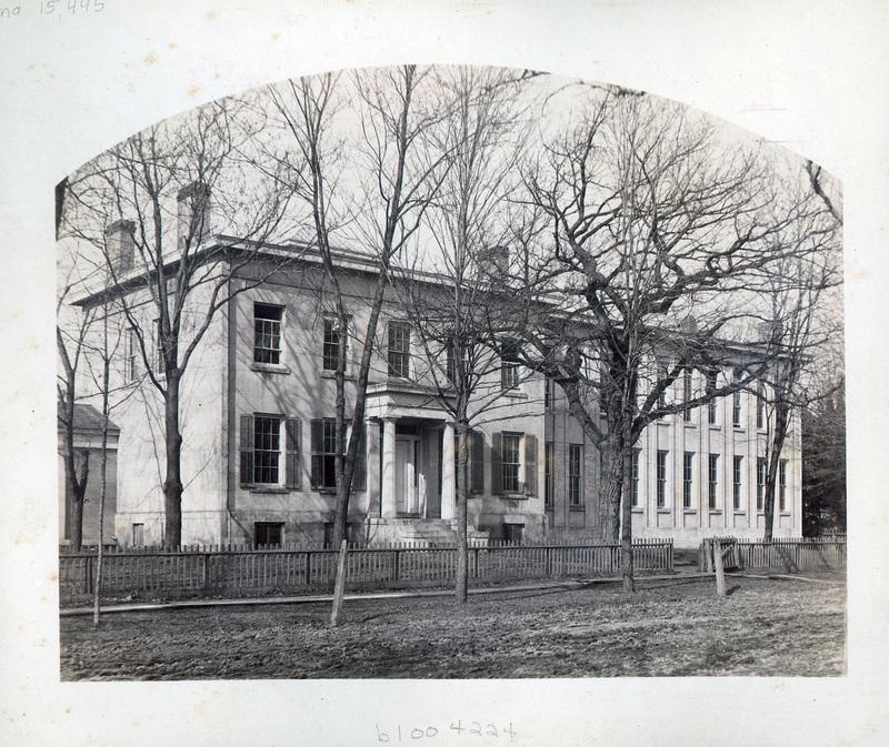 Professor's House, South University East
