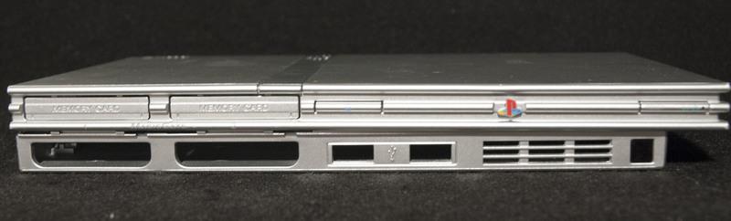 Sony PlayStation 2 Slim Controller Ports