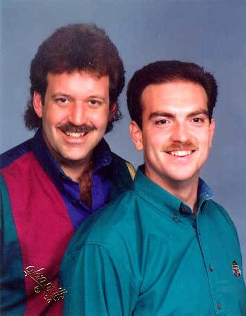 Randy Block & Gerry Crane