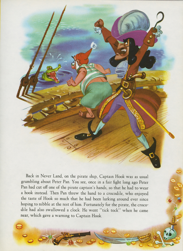 "Walt Disney's Peter Pan: From the Motion Picture ""Peter Pan"""
