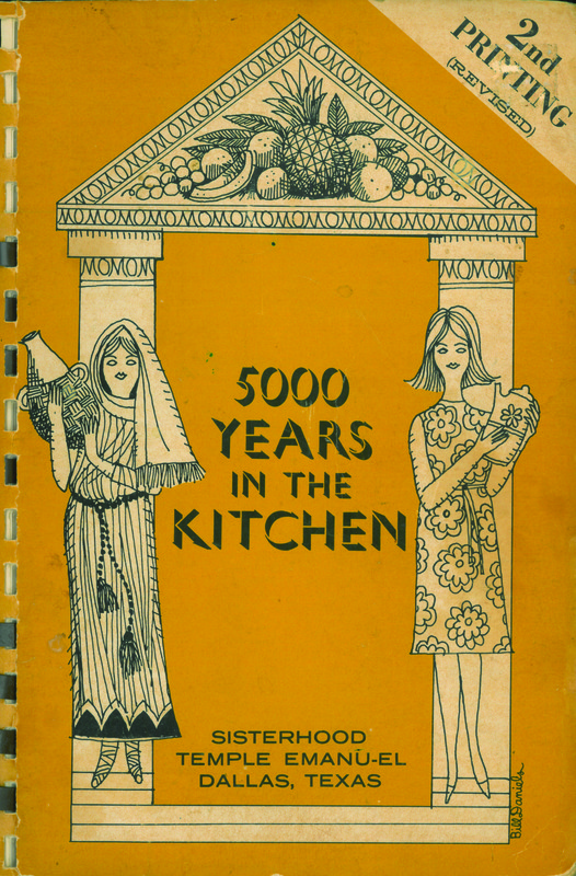 5000 Years in the Kitchen