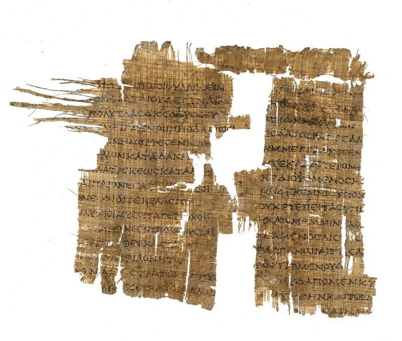 Iliad. Book 10. 421-434, 445-460 (P. Mich. Inv. 6972)