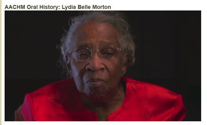 Lydia Belle Morton