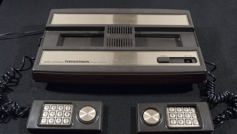 Intellivision Outside