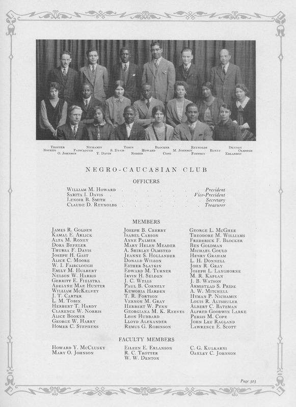 Negro Caucasian Club