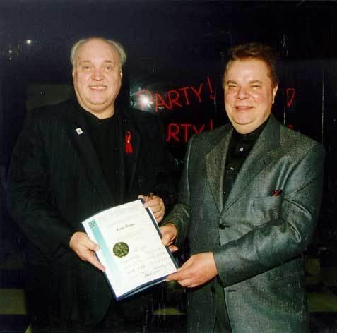 Tony Rome and Chuck Thompson