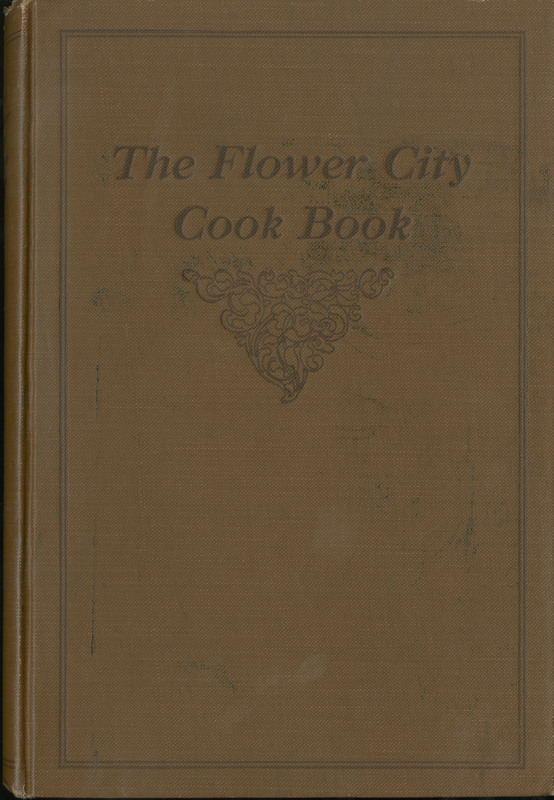 The Flower City Cook Book
