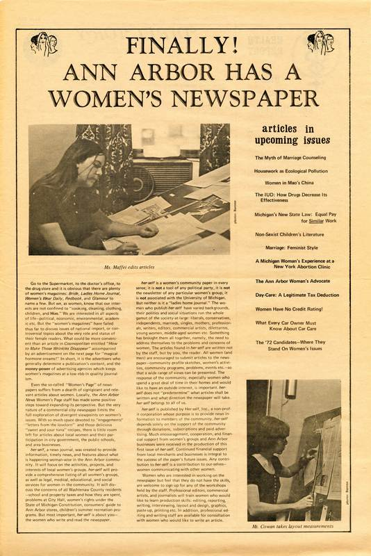 Her-self Newspaper