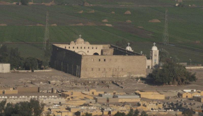 Image of White Monastery Church (Sohag, Egypt)