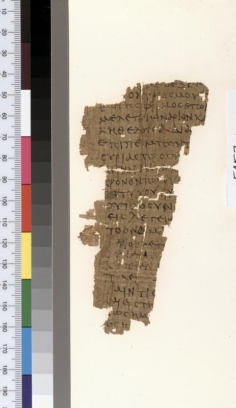 P.Mich.inv. 5457 verso (P.Bingen 113)