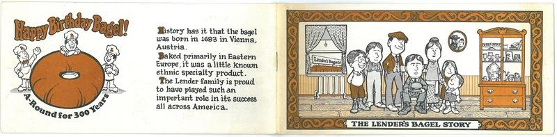The Lender's Bagel Story