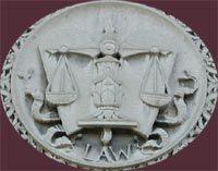 North Facade Stone Medallions