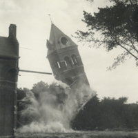 General Library Razing (1918) image 1