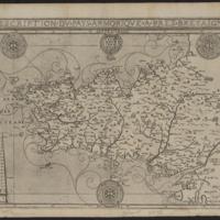 Description du Pays Armorique a Près Bretaigne