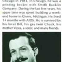 David Krumroy Obituary