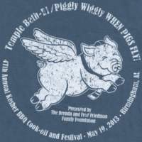 When Pigs Fly!:  Kosher BBQ Cook-Off and Festival