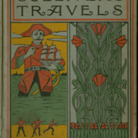 Gulliver's Travels into Several Remote Regions of the World: In Words of One Syllable
