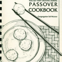 The When You Live in Hawaii You Get Very Creative during Passover Cookbook