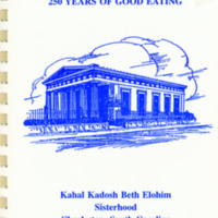Historically Cooking:  250 Years of Good Eating