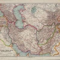 Caucase, Irak, Iran, Afghanistan