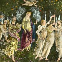 La Primavera, Sandro Botticelli, c. 1477-82