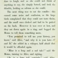 Alice's adventures in Wonderland (1866), p. 36