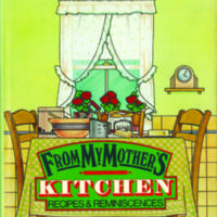 From My Mother's Kitchens:  Recipes and Reminiscences image 1