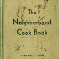 The Neighborhood Cook Book