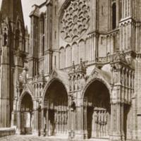 27 Cathedrale de Chartres. - Portail sud