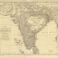 The East Indies : including more particularly the British dominions on the continent of India