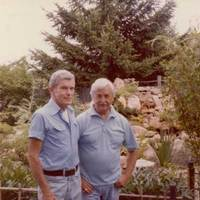 Ralph O'Reilly & Ralph Stallings in 1980