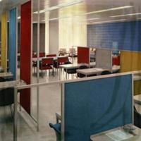 Undergraduate Library Interior