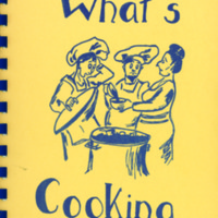 What's Cooking:  A Collection of Recipes for the Gustatory Delight of the Gourmet, Vol. II